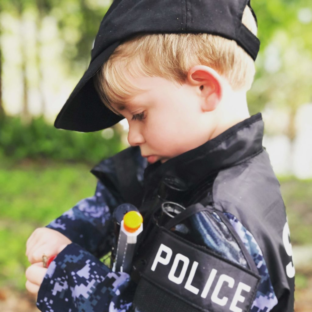Brooks is SWAT